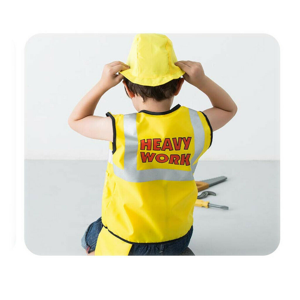 Toddler Construction Costume