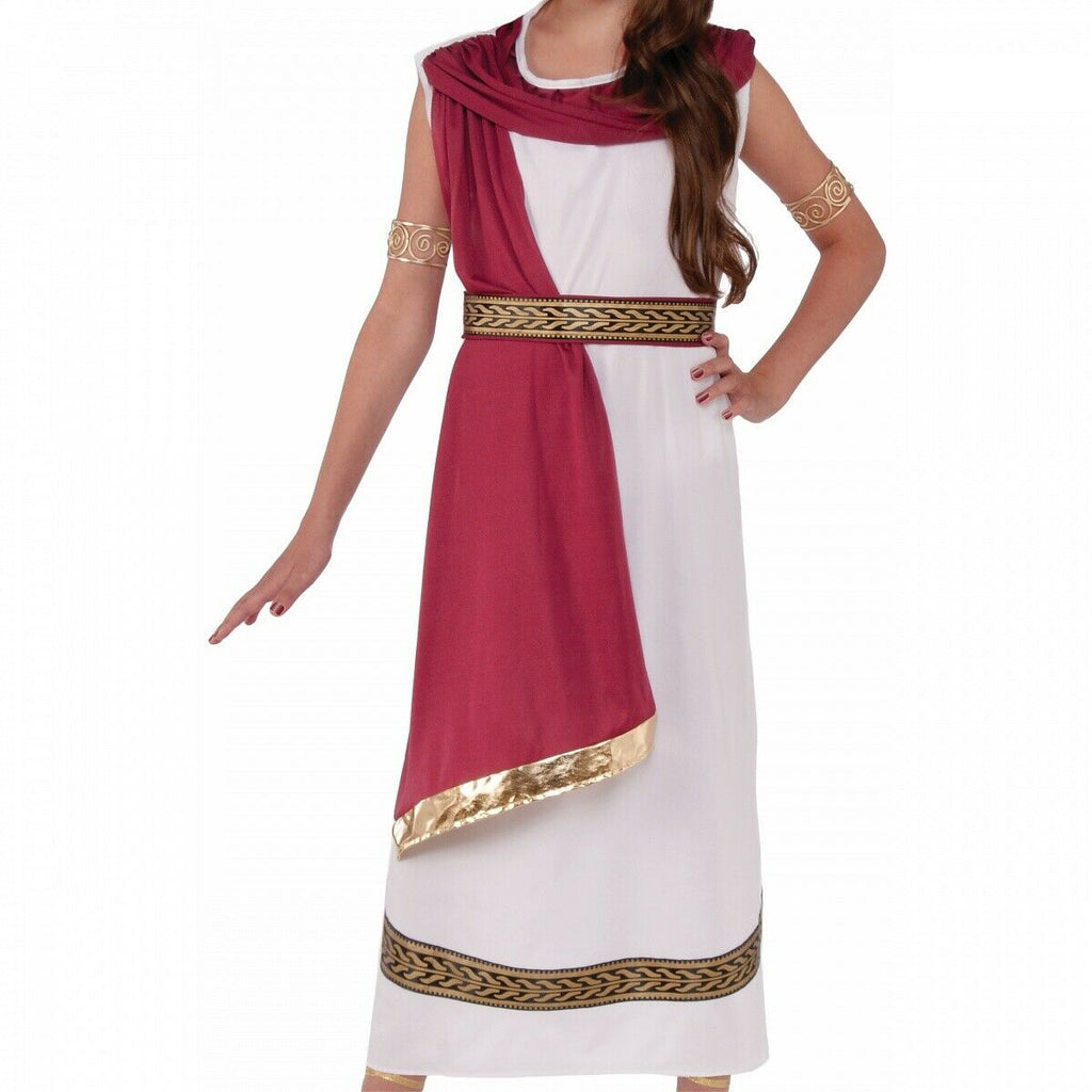 Greek Goddess Costume Girl