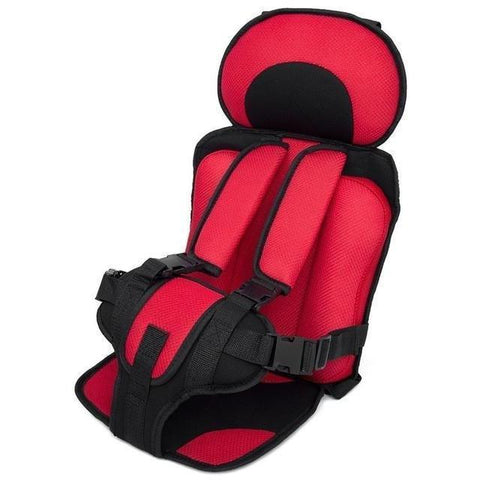 Child Secure Seatbelt Vest - Portable Safety Seat - Balma Home