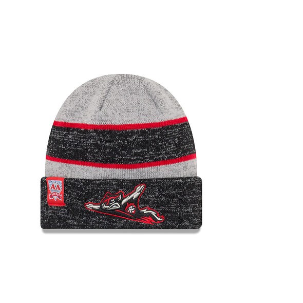 Richmond Flying Squirrels Knit Beanie