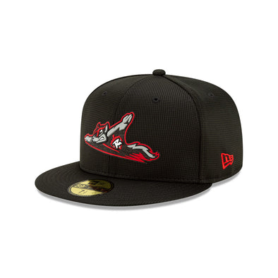 Richmond Flying Squirrels New Era 59FIFTY Clubhouse Collection