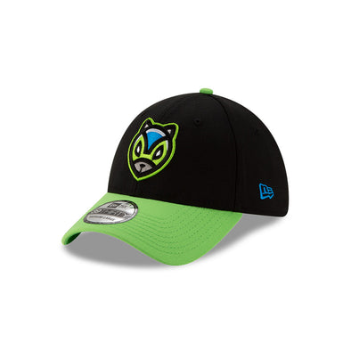 Richmond Flying Squirrels 2020 Ardillas Voladoras 39Thirty Stretch Fit Cap Green