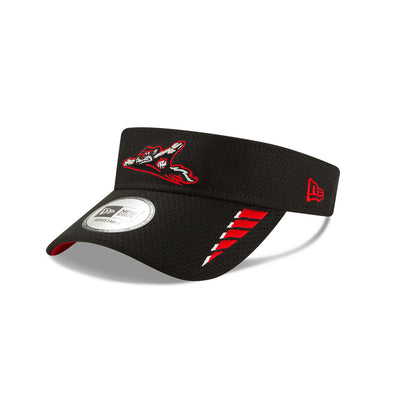 Richmond Flying Squirrels New Era Visor Speed