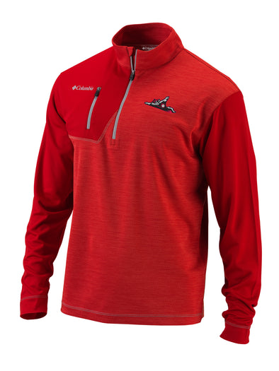 Richmond Flying Squirrels Omni-Heat 1/4 Zip