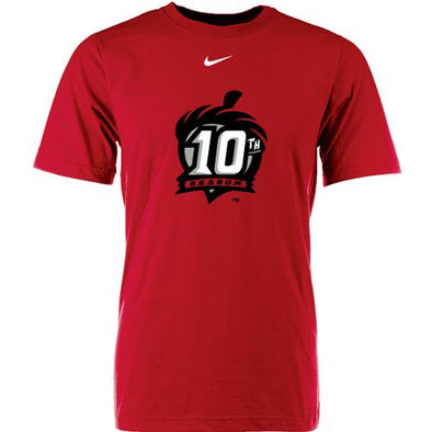 Richmond Flying Squirrels 10th Season Nike Tee