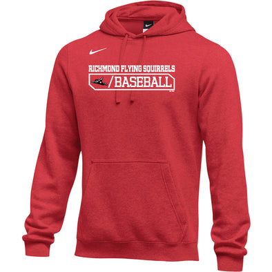 Richmond Flying Squirrels Baseball Hoodie