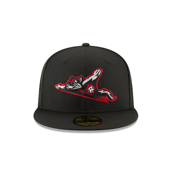 Richmond Flying Squirrels New Era Home On-Field Cap