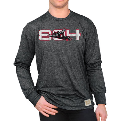 Richmond Flying Squirrels Men's 804 Long Sleeve