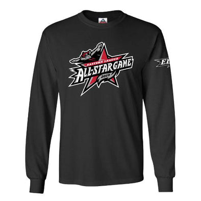 Richmond Flying Squirrels ASG Long Sleeve Tee