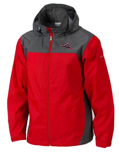 Richmond Flying Squirrels Glennaker Lake Rain Jacket
