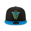 Richmond Flying Squirrels COPA AV New Era 59-50 On-Field Cap