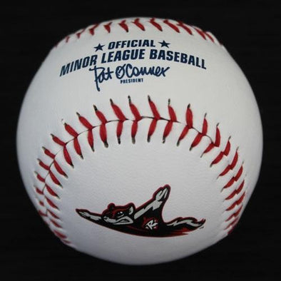 Richmond Flying Squirrels Baseballs