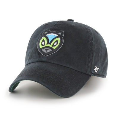 Richmond Flying Squirrels COPA AV '47 Head Logo Clean Up