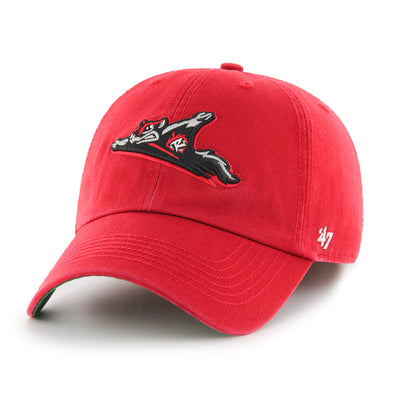 Richmond Flying Squirrels '47 Franchise Red