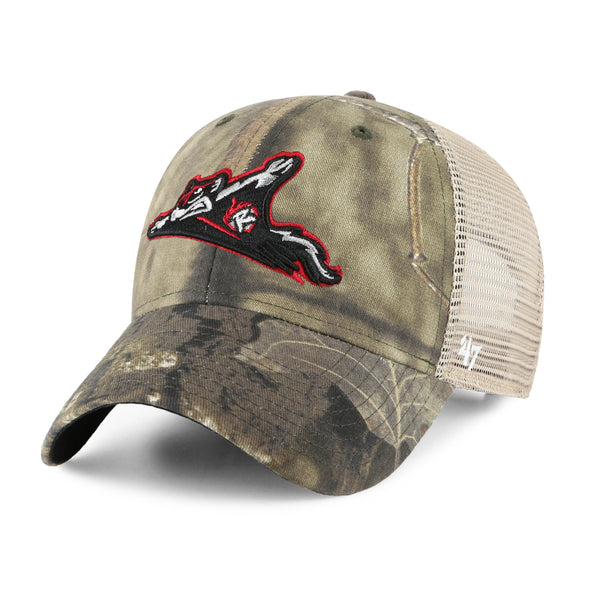 Richmond Flying Squirrels '47 MVP Mossy Oak Camouflage Cap