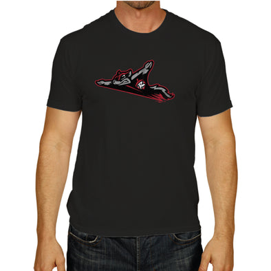 Richmond Flying Squirrels Primary Logo Tee