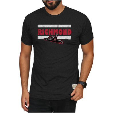Richmond Flying Squirrels Ringer Tee