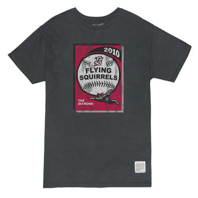 Richmond Flying Squirrels Stamp Tee