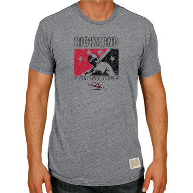Richmond Flying Squirrels MiLB Logo Tee