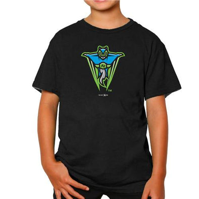 Richmond Flying Squirrels COPA AV Youth RB Poly Tee