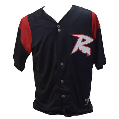 Richmond Flying Squirrels Flying Squirrels Replica Batting Practice Jersey