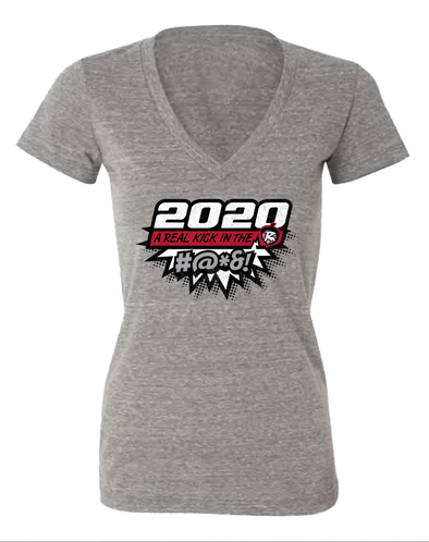 """2020, A Real Kick in The Acorns"" Women's Shirt"