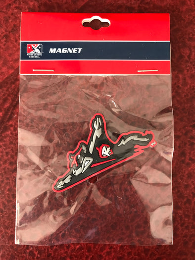Richmond Flying Squirrels Magnet