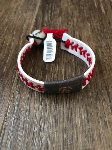 Richmond Flying Squirrels Baseball Bracelet