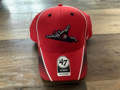 Richmond Flying Squirrels '47 Men's Radiate Cap