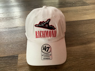 Richmond Flying Squirrels '47 Women's Sunlit Script Clean Up