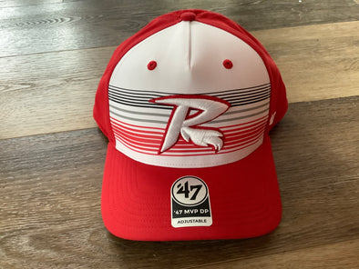 Richmond Flying Squirrels '47 Highland Red 'R' MVP