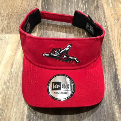 Richmond Flying Squirrels New Era Dugout Redux 2 Visor