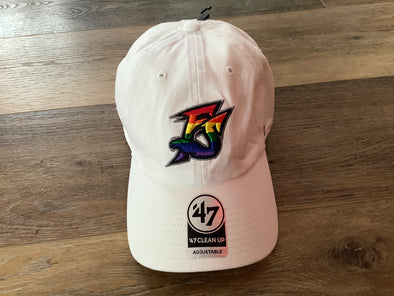 Richmond Flying Squirrels '47 Pride Clean Up Cap
