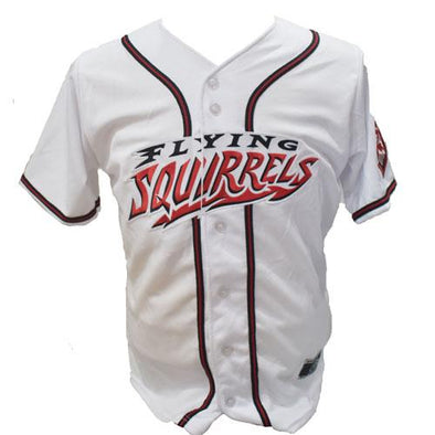 Richmond Flying Squirrels Flying Squirrels Replica Home Jersey