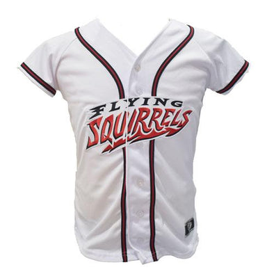 Richmond Flying Squirrels Flying Squirrels Women's Replica Home Jersey