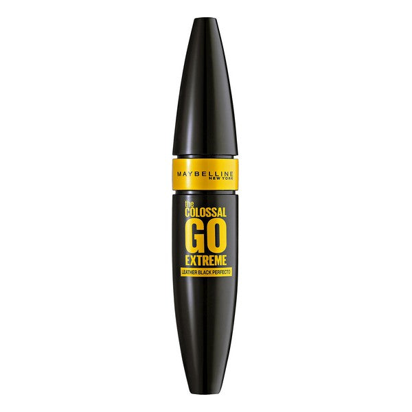 Wimperntusche Colossal Go Extreme Leather Maybelline (9,5 ml)