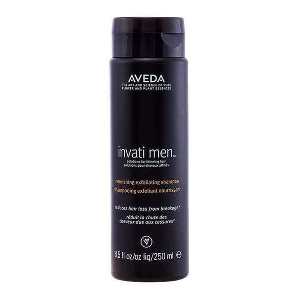 Peeling Shampoo Invati Men Aveda (250 ml)