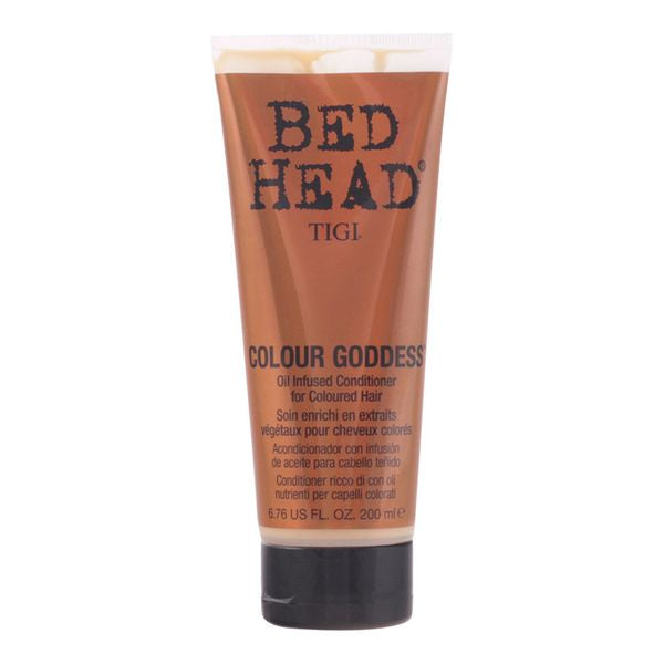 Tigi - Bed Head Colour Goddess Oil Infused, farbpflegender Conditioner für chloriertes Haar