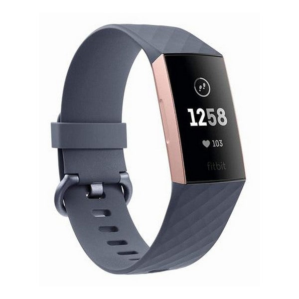 Activity-Armband Fitbit Charge 3 OLED Bluetooth 4.0 GPS