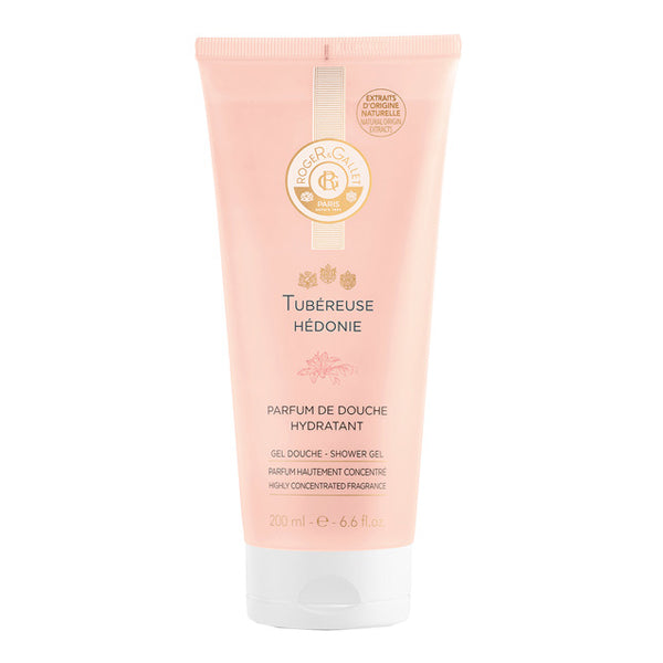 Roger & Gallet Tubéreuse Hédonie Shower Gel (200 ml)