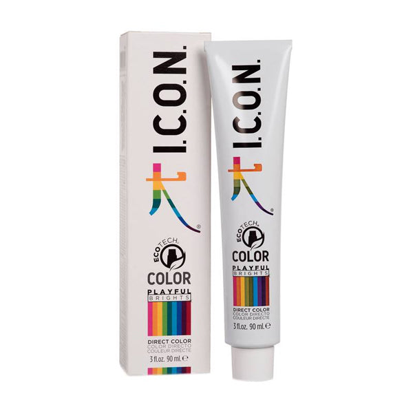 Dauerfärbung Playful Brights Canary I.c.o.n. Blond (90 ml)