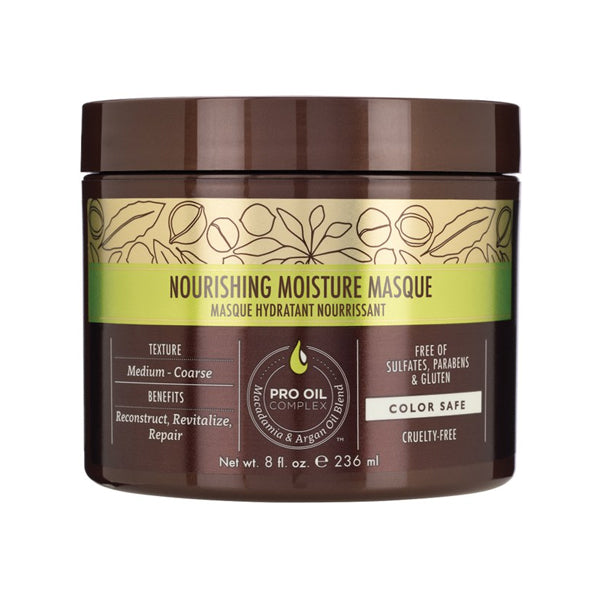 Nutritive Haarmaske Nourishing Macadamia (236 ml)