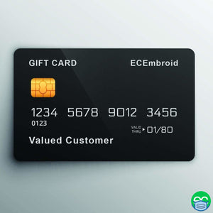 Gift Card - ECEmbroid