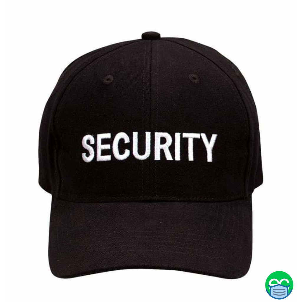 Security Cap - ECEmbroid