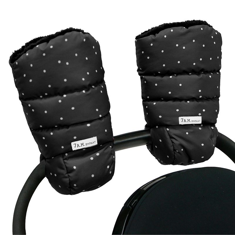 Mitaines Warmmuffs pour maman - Petits Pois