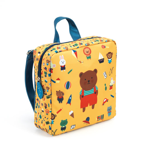 Sac maternelle - Ours - Boutique LeoLudo