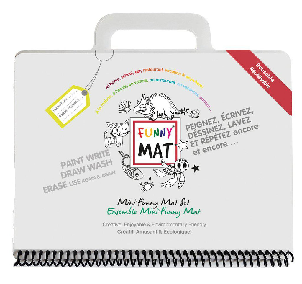 Funny Mat - Napperon - Mini mat portable