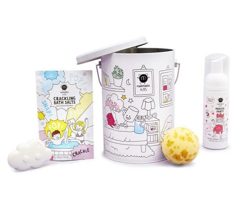 Coffret de bain de Nailmatic - Boutique LeoLudo