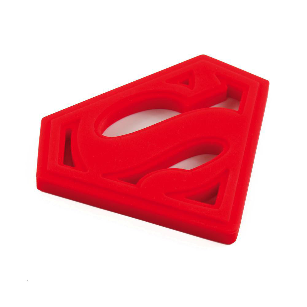 Jouet de dentition - Superman de Bumkins - Boutique LeoLudo