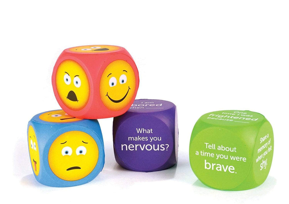 Cubes Emoji en mousse-Jeu éducatif-Learning Resources-Boutique LeoLudo